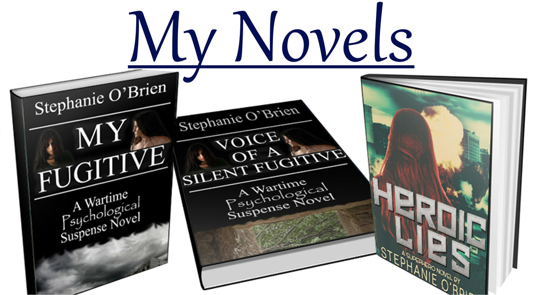 Stephanie O'Brien's Novels